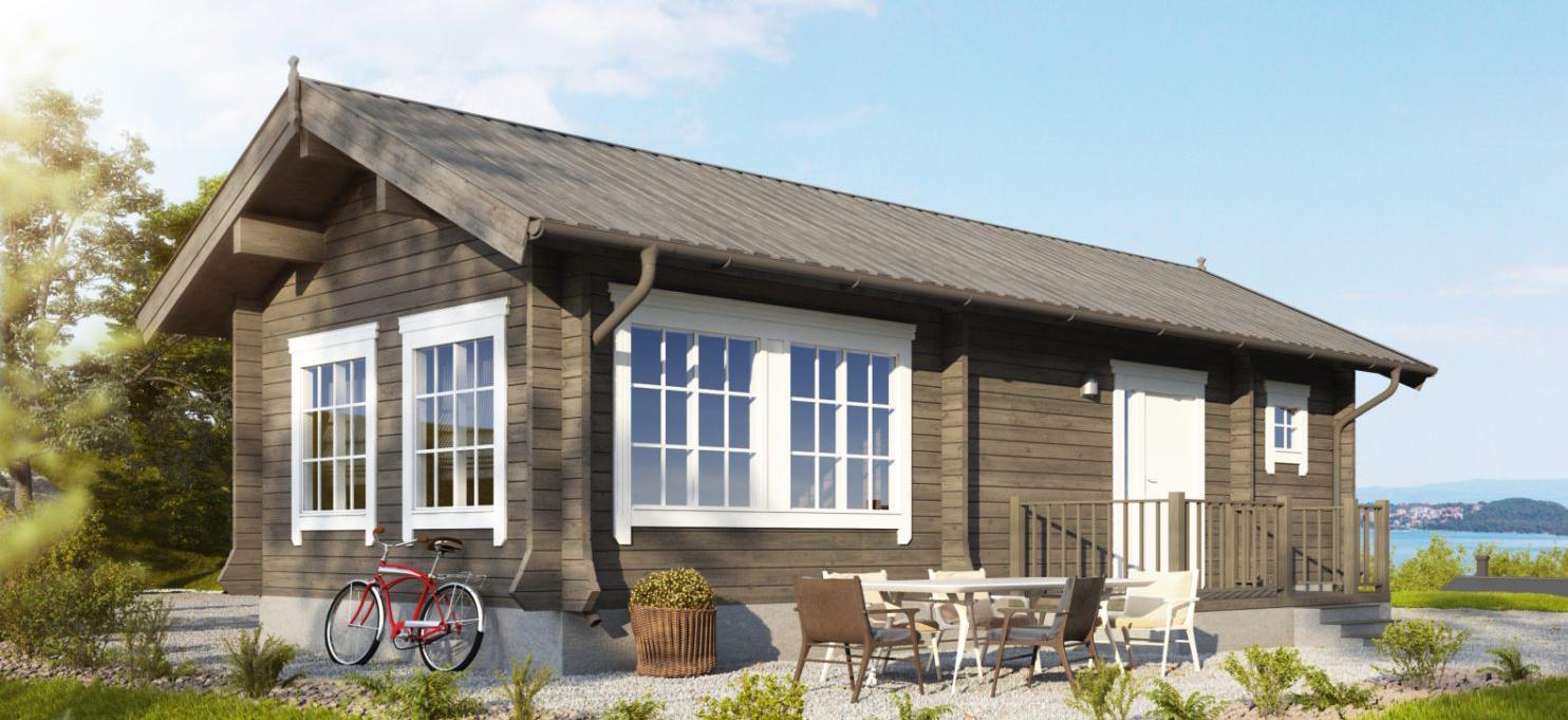 Residential Cabin - ALBRIGSTEN