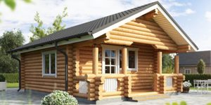 Cheshire log cabin for sale