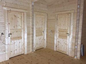 Timber Log Buildings Australia