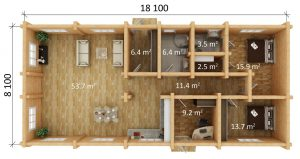 Floor Plan TRACEY