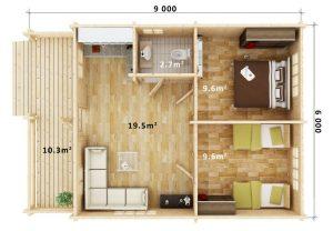 Floor Plan - HUMBERLAND