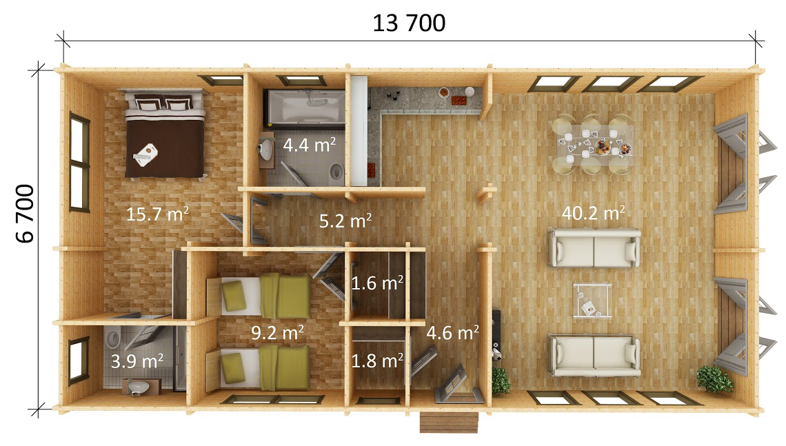 Floor Plan - NORI