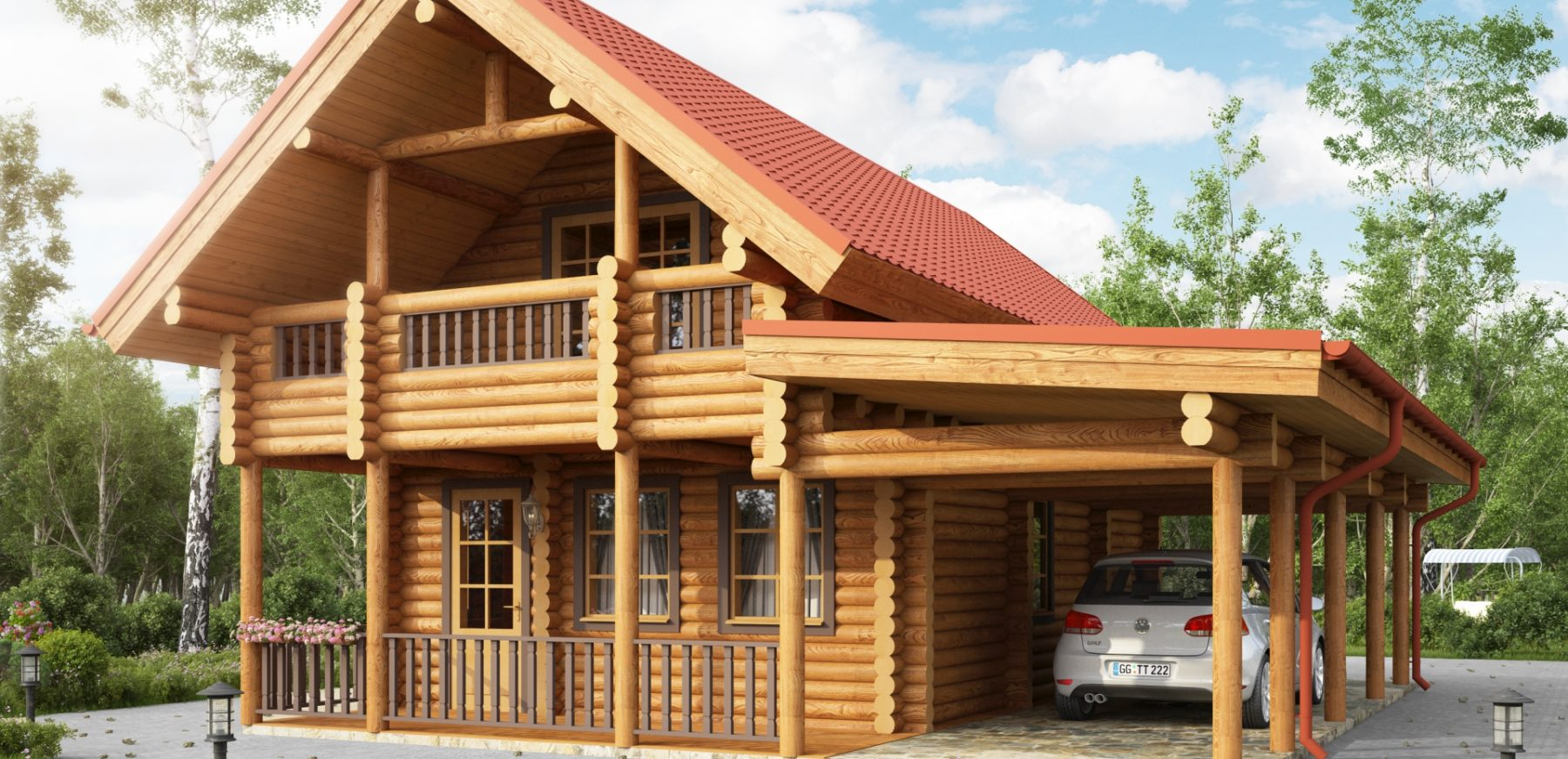 Residential Cabin - PERTSHIRE