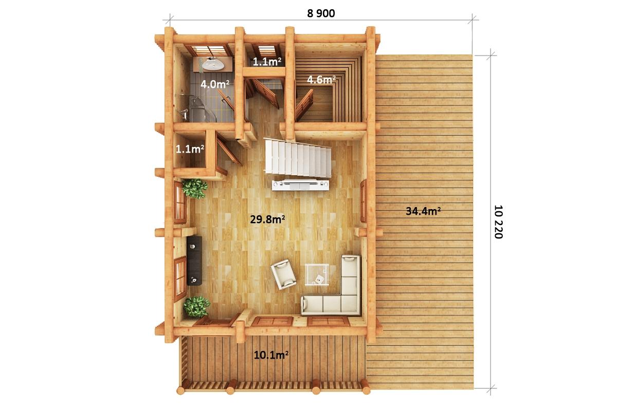Ground Floor - PERTSHIRE