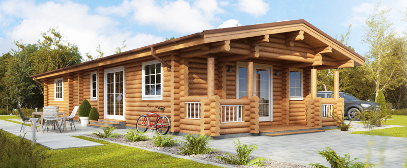 Residential Cabin KATRINA