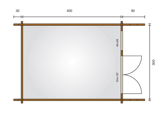 SAMMY 5 Ground Plan