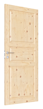 Solid Timber Door