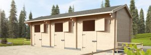 Horse Stables - 3