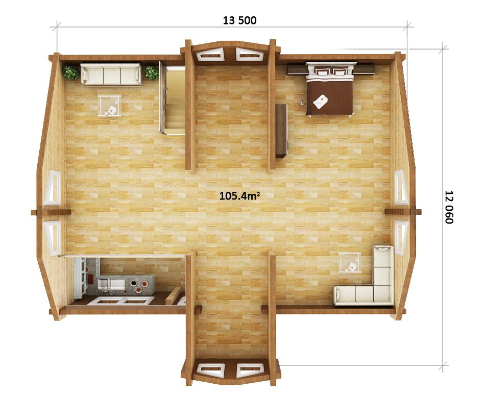 First Floor - BARNABY