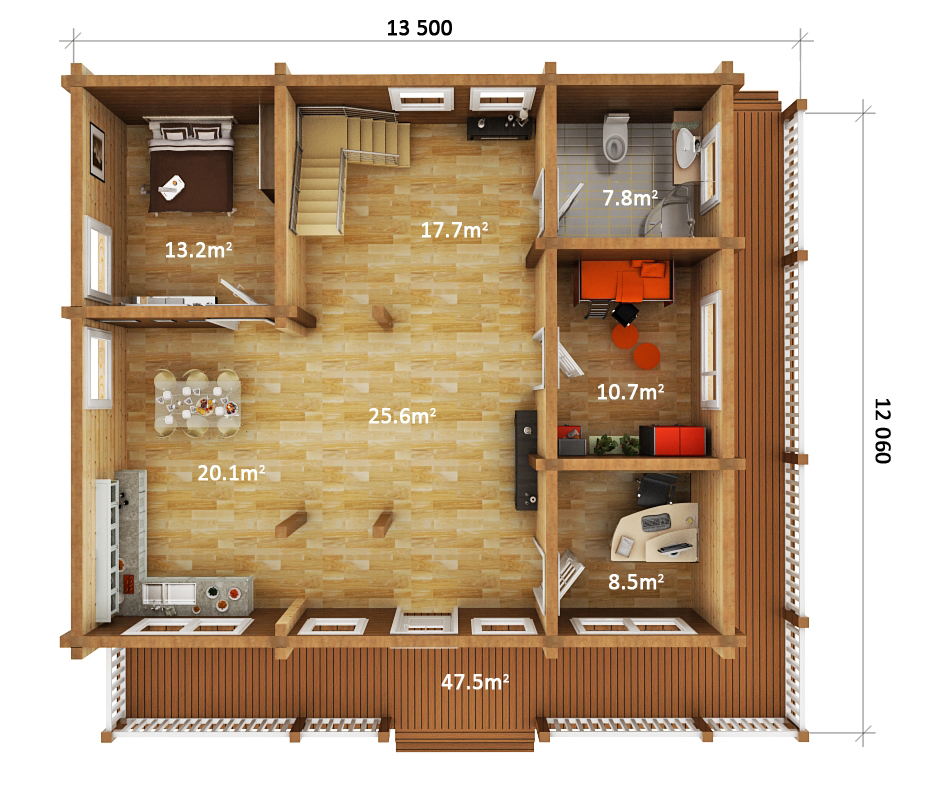 Ground Floor - BARNABY